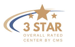 3 star rated by CMS